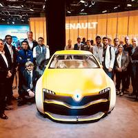 The Concept Renault           India