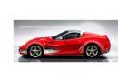 Disegni: Ferrari 599 GT Cabrio, di Aldo Cerri