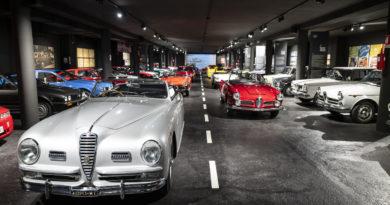 Al Museo Fratelli Cozzi i 110 anni di Alfa Romeo festeggiati con il CMAE di Milano
