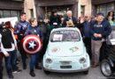 Befana in 500 al Gaslini: anche nel 2021 non si ferma il Fiat 500 Club Italia