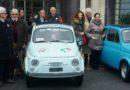 Befana al Gaslini anche per il 2020 con il Fiat 500 Club Italia