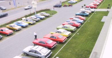Opel Ascona e Opel Manta festeggiano a maggio i 50 anni a Cittadella (Padova)