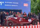 L'Alfa Romeo 6C 1500 SS di Moceri-Bonetti vince la 1000 Miglia 2019