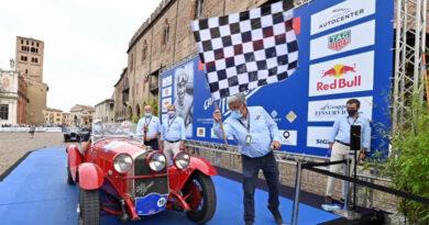 Gran Premio Nuvolari 30ma edizione: trionfano Andrea e Roberto Vesco